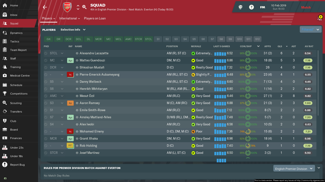 Awful strikers? - Football Manager General Discussion