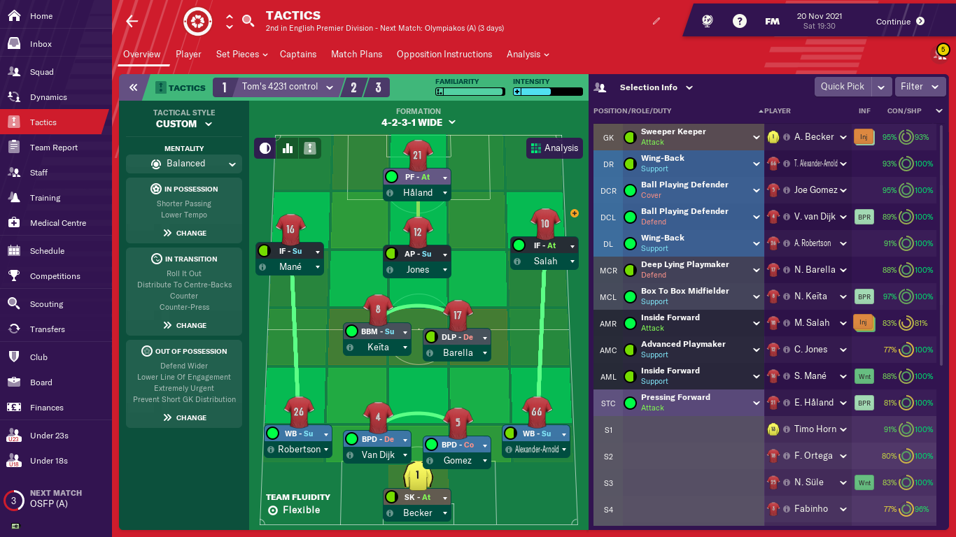 Football Manager 2019 Official Feedback Thread Page 46