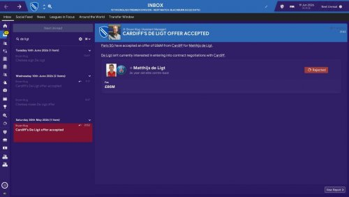 Football Manager 2019 Official Feedback Thread - Page 101 - Football