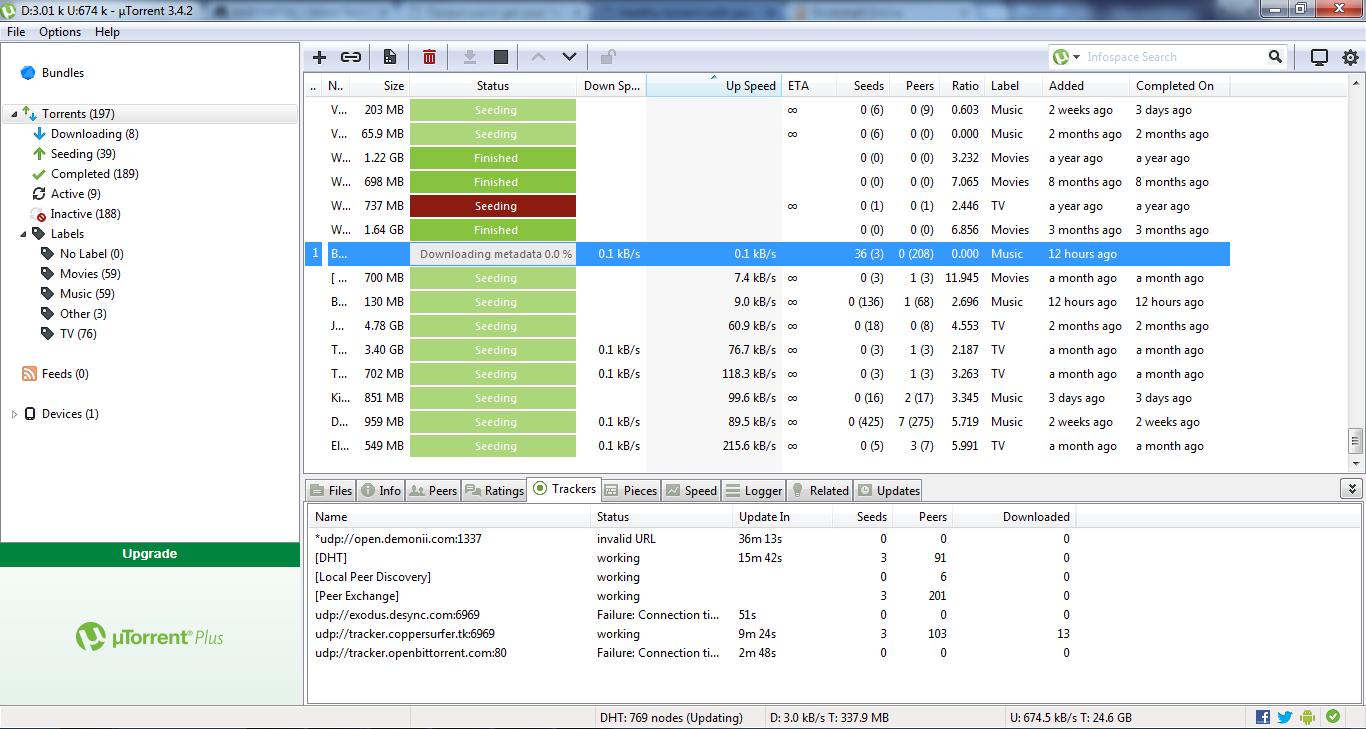 Utorrent download free for windows 7