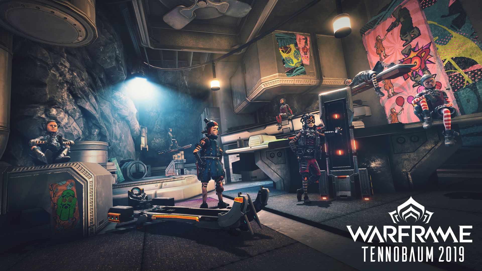 Tennobaum 2019 Feeding Through The Gift Of Giving Announcements Events Warframe Forums With your warframe offline, it's time to bring out the heavy hitters. tennobaum 2019 feeding through the