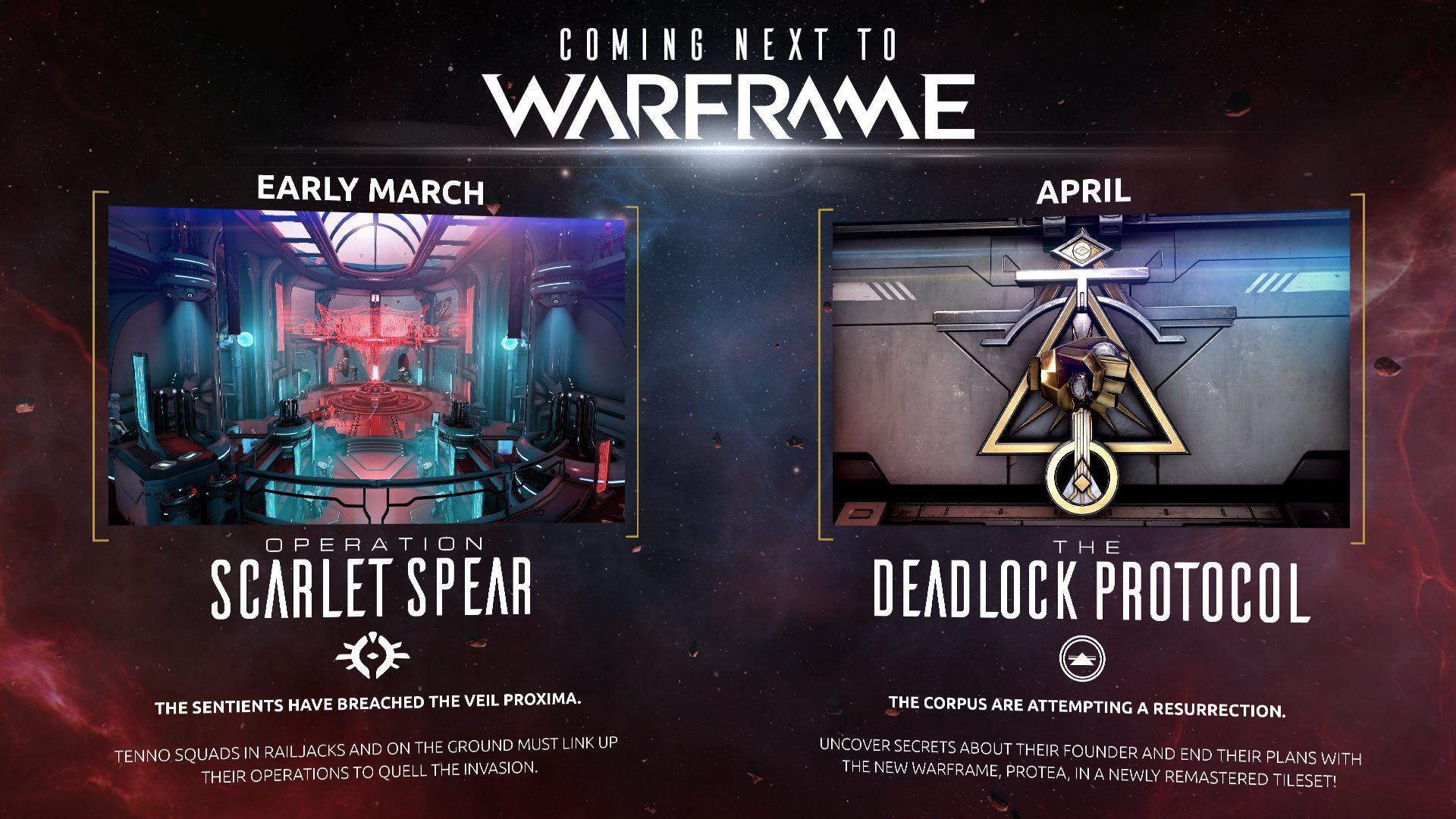 Warframe — Подробности о большом количестве улучшений игры