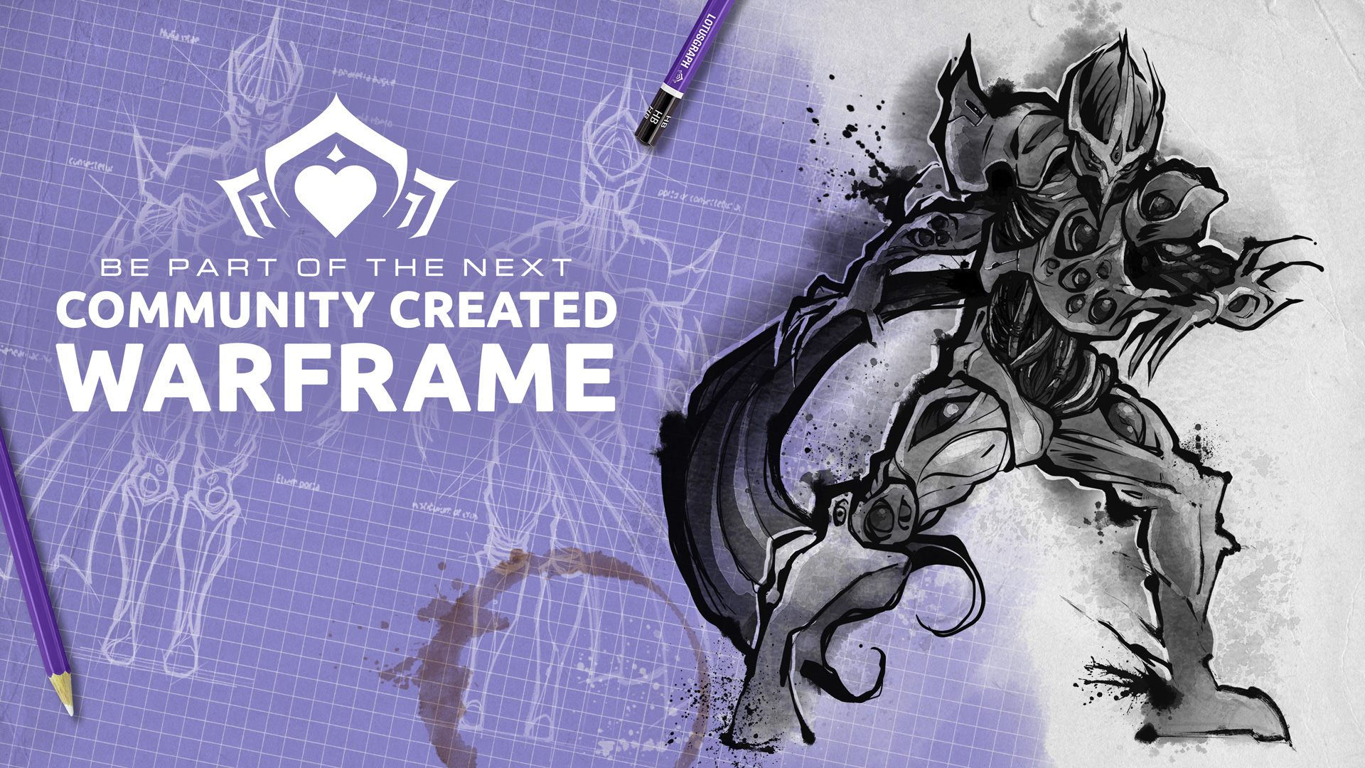 Be Part Of The Next Community Created Warframe Announcements Events Warframe Forums Join the warframe community by participating in the forums and get to know your fellow warframe, the warframe logo, and evolution engine are registered trademarks of digital extremes ltd. community created warframe
