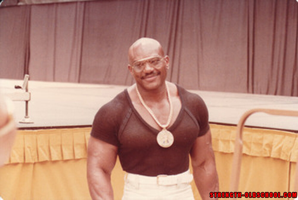 The Original Mr T - Sergio 'The Myth' Oliva
