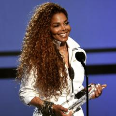 JANET JACKSON BET ULTIMATE ICON AWARD