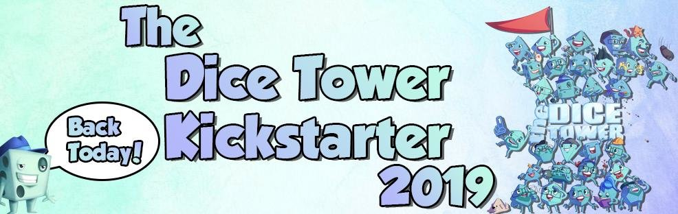 The Dice Tower 2019