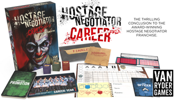 Hostage Negotiator: Career