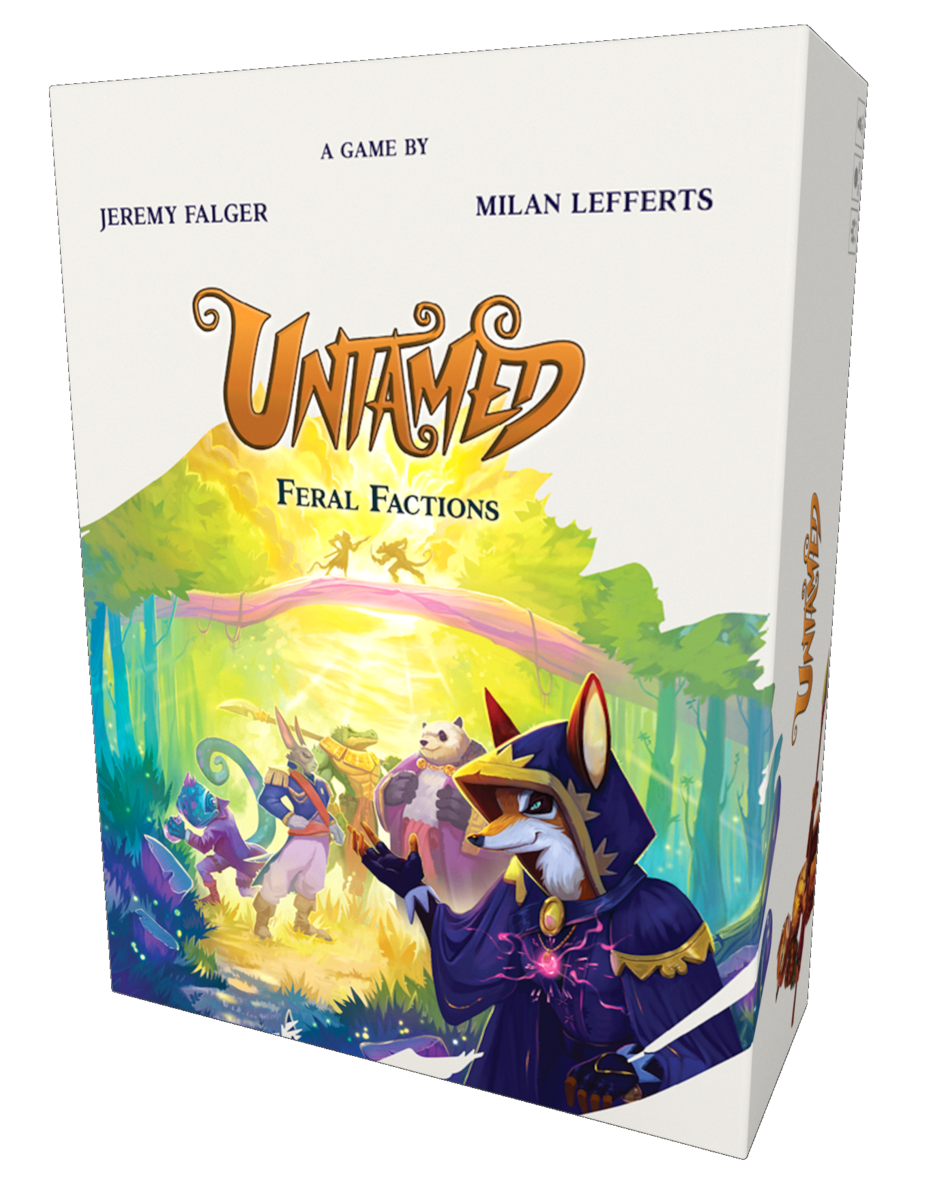 Untamed: Feral Factions
