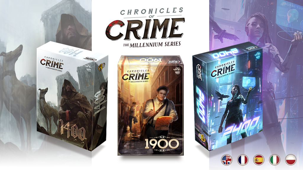 Chronicles of Crime - The Millennium Series
