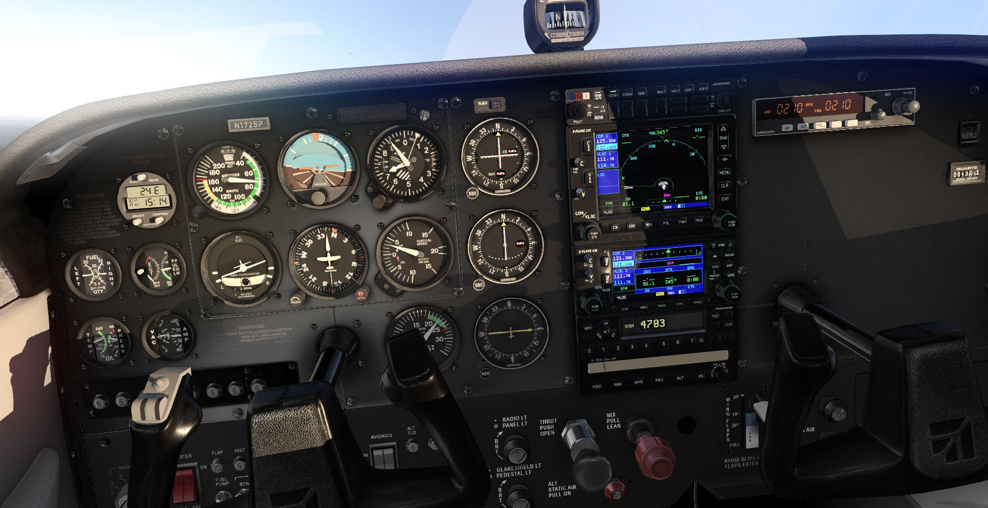 PBR Cockpit Overhaul Project