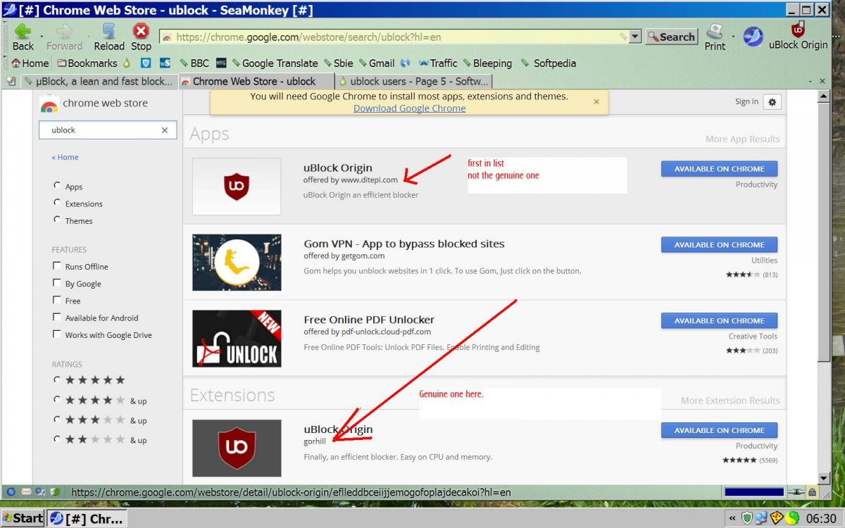 ublock users - Page 4 - Software - CCleaner Community Forums