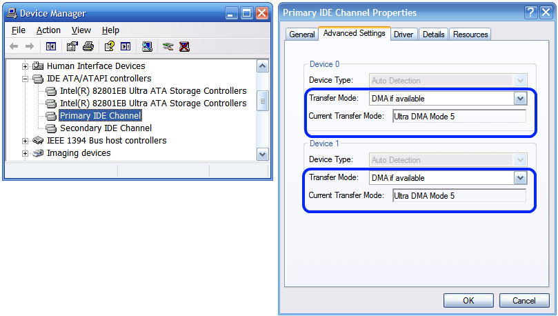 Download and install intel intel r 82801eb ultra ata storage.