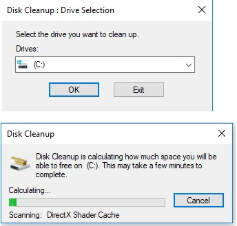 Disk Clean-up screens.jpg