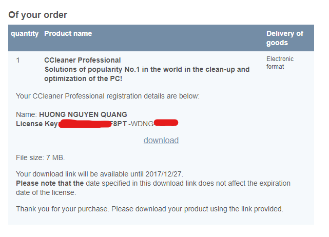 "CCleaner Pro ""Lifetime"" Licence - why has it expired? - CCleaner - CCleaner Community Forums"