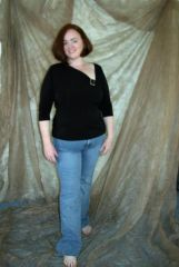 This is me at my 5 month post lap band surgery