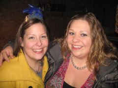 December 31 2oo9~New Years Eve~ Sister and I