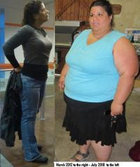 comparison picture from july 2010 to march 2012