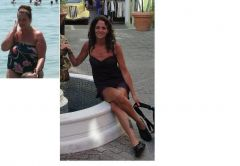 2 Yrs Out -  After is from cruise Oct 2012