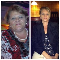 ME in December 2011, and Me December 2012!!!