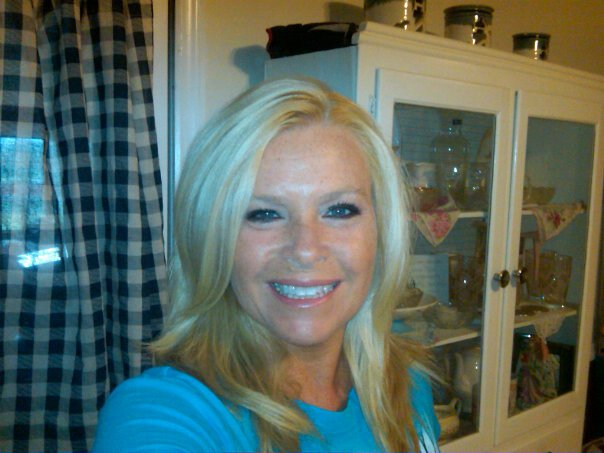 Me 5 mths post-op New Blonde ---July 2011 Wt 160