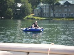 tubing after i wiped out
