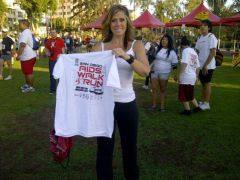 Before the AIDS Run, San Diego Sept 2012