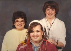 1984 Deb, Sandy, And Stacysmall