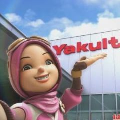 Drink More Yakult