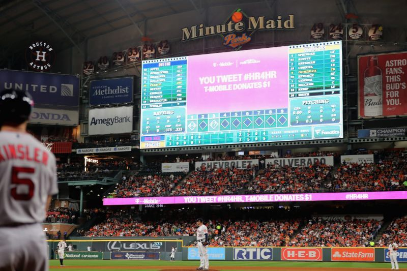 Astros accused of high-tech sign-stealing scheme during 2017 championship season