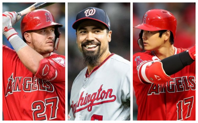 Best 1-2 & 1-2-3 lineups in MLB