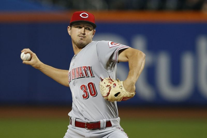 AngelsWin.com Today: 2019-2020 Off-Season Starting Pitcher Trade Series: Tyler Mahle