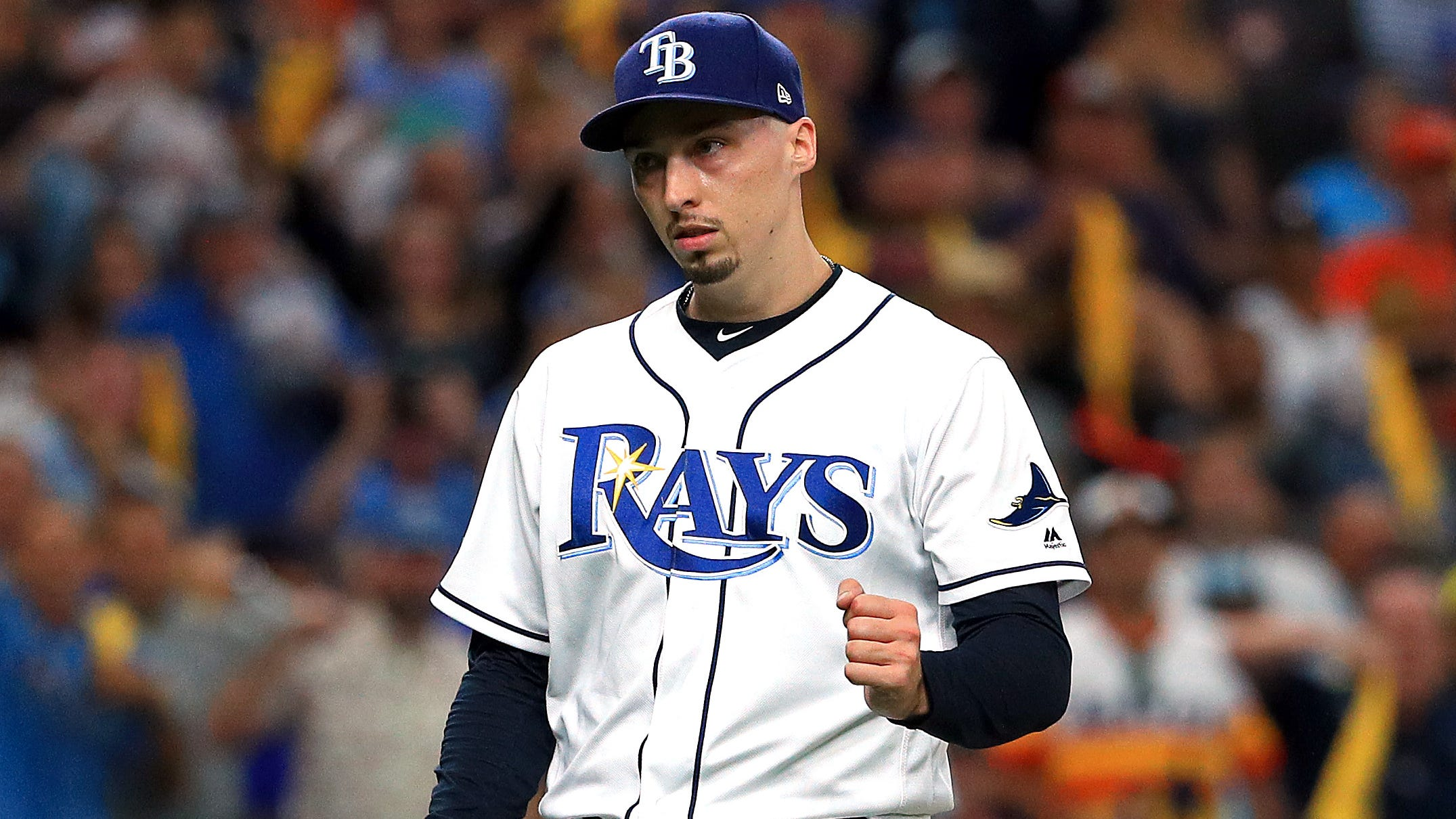 Blake Snell is on the market