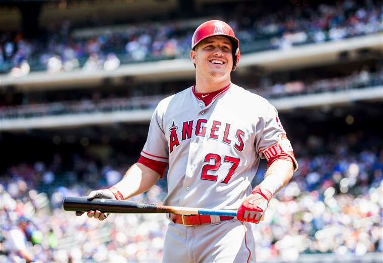 AngelsWin.com Today: Mike Trout and the 8 WAR Season