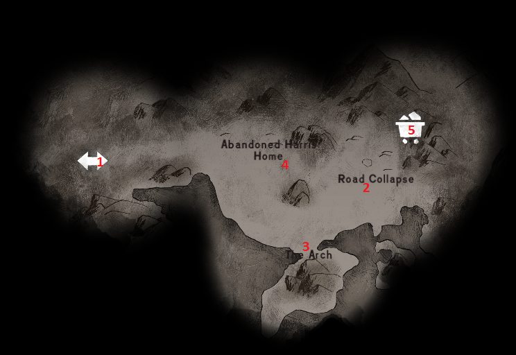 Faithful Cartographer Achievement Locations In The Long Dark