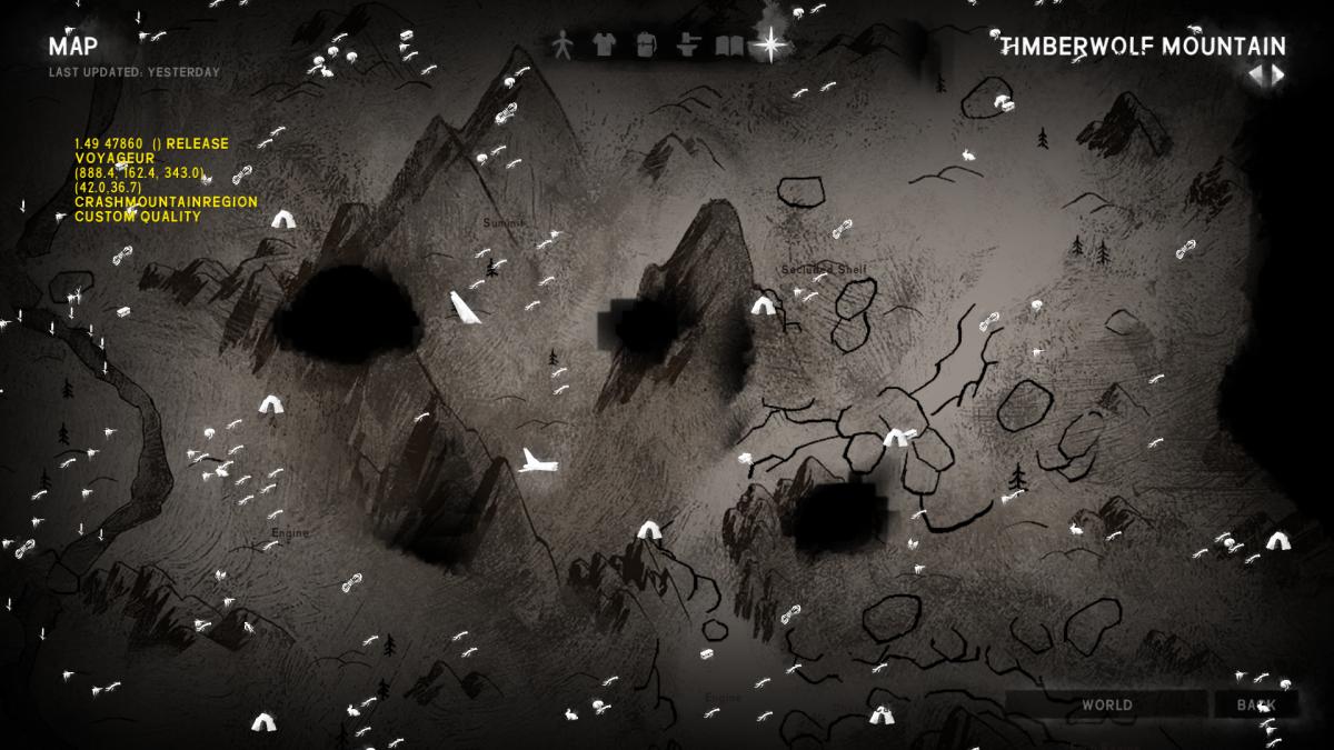 Mapping Timberwolf Mountain Region - Survival Mode - Hinterland Forums