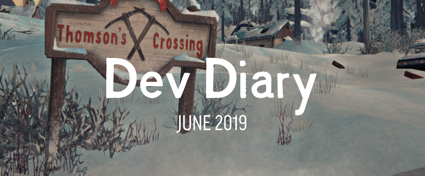 Button to Hinterland Dev Diary June 2019