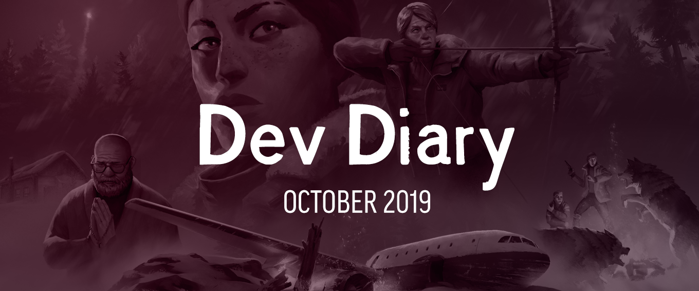 Hinterland Dev Diary October 2019