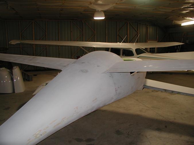 My new Airplane, Q2 taildragger - Quickie / Q2 / Q200 / Tri-Q - The