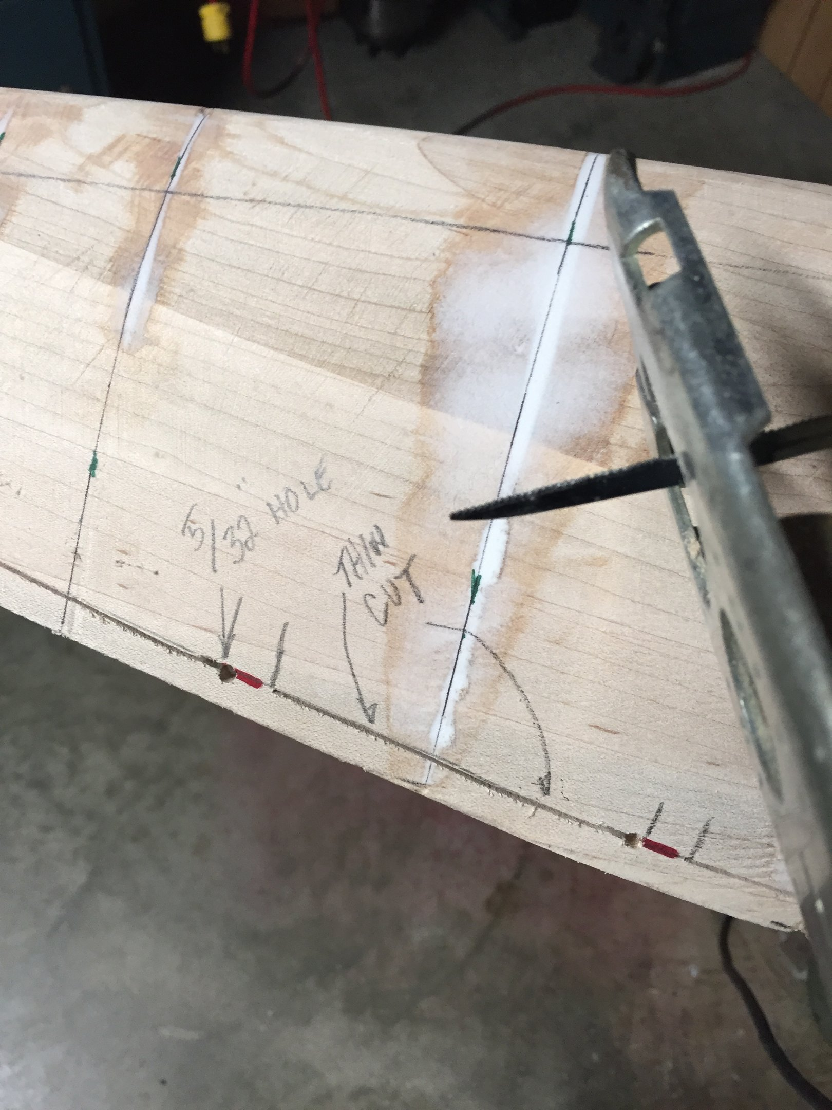 Kent's Propeller Thread - Builder Tips - The Canard Zone