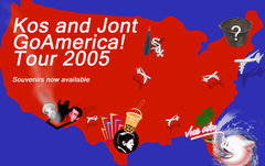 KOS & Jont do america