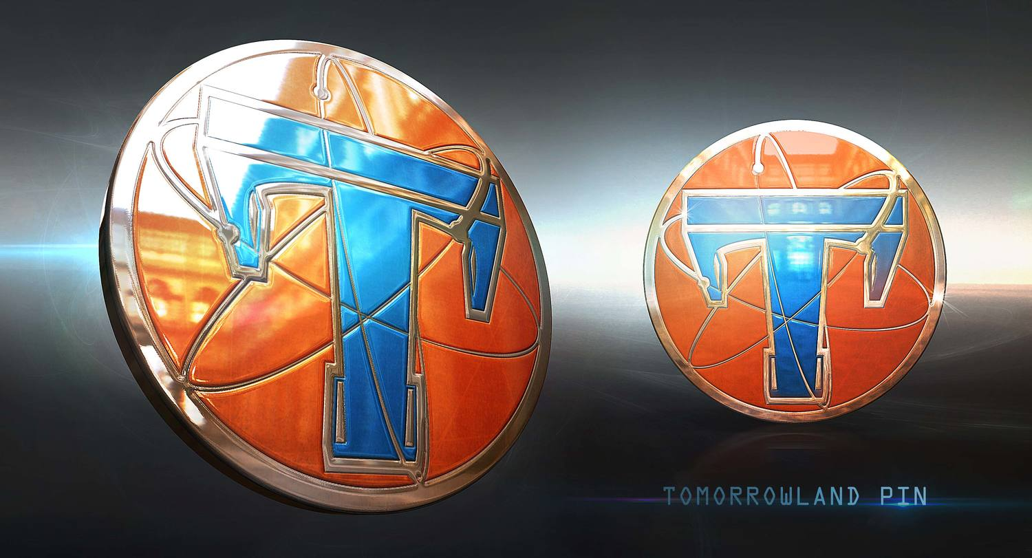 Tomorrowland - Pin Concept