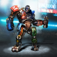 Real Steel - Metro Full