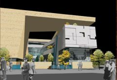 Central California History Museum Design Competition