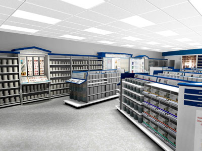 Sherwin Williams: Concept Store
