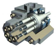 High Pressure Hydraulic Pump