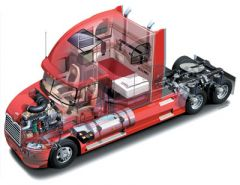 Mack Vision for Mack Trucks, Inc.