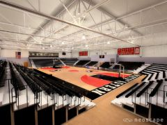 Northeastern University - Cabot Gym