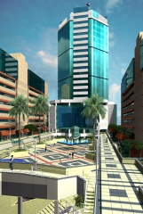 Government Campus Plaza - Port of Spain, Trinidad