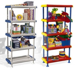 Multi purpose storage shelf - Polypropylene