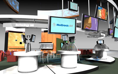 Medtronic AVE Tradeshow by Jason McCombs